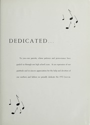 Page 7, 1952 Edition, Falls Church High School - Jaguar Yearbook (Falls Church, VA) online yearbook collection