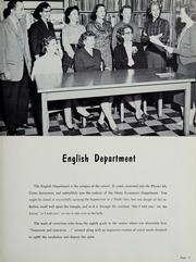 Page 15, 1958 Edition, Falls Church High School - Jaguar Yearbook (Falls Church, VA) online yearbook collection
