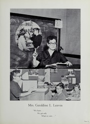 Page 9, 1958 Edition, Falls Church High School - Jaguar Yearbook (Falls Church, VA) online yearbook collection
