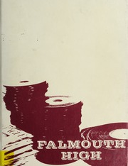 Falmouth High School - Clipper Compact Yearbook (Falmouth, MA) online yearbook collection, 1983 Edition, Cover