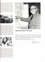 Page 11, 1973 Edition, Falmouth High School - Crest Yearbook (Falmouth, ME) online yearbook collection