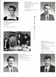 Page 17, 1973 Edition, Falmouth High School - Crest Yearbook (Falmouth, ME) online yearbook collection