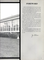 Page 7, 1973 Edition, Falmouth High School - Crest Yearbook (Falmouth, ME) online yearbook collection