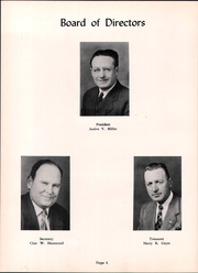 Page 8, 1954 Edition, Fannett Metal High School - Tuscaroran Yearbook (Willow Hill, PA) online yearbook collection