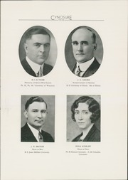 Page 15, 1933 Edition, Fargo Central High School - Cynosure Yearbook (Fargo, ND) online yearbook collection