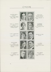 Page 16, 1933 Edition, Fargo Central High School - Cynosure Yearbook (Fargo, ND) online yearbook collection