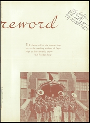 Page 9, 1941 Edition, Fargo Central High School - Cynosure Yearbook (Fargo, ND) online yearbook collection