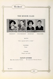 Page 16, 1927 Edition, Farm Life High School - Parrot Yearbook (China Grove, NC) online yearbook collection