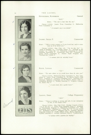 Page 16, 1933 Edition, Farmington High School - Laurel Yearbook (Farmington, ME) online yearbook collection