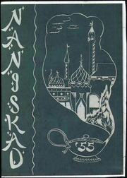 Farmington High School - Naniskad Yearbook (Farmington, NM) online yearbook collection, 1955 Edition, Cover