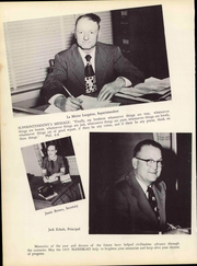 Page 10, 1955 Edition, Farmington High School - Naniskad Yearbook (Farmington, NM) online yearbook collection