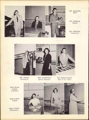 Page 14, 1955 Edition, Farmington High School - Naniskad Yearbook (Farmington, NM) online yearbook collection