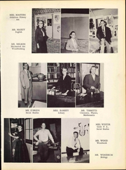 Page 15, 1955 Edition, Farmington High School - Naniskad Yearbook (Farmington, NM) online yearbook collection