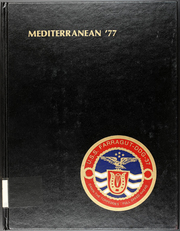 Farragut (DDG 37) - Naval Cruise Book online yearbook collection, 1977 Edition, Cover