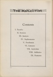 Page 10, 1928 Edition, Farrell High School - Reflector Yearbook (Farrell, PA) online yearbook collection