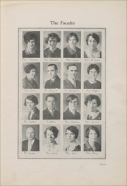 Page 15, 1928 Edition, Farrell High School - Reflector Yearbook (Farrell, PA) online yearbook collection
