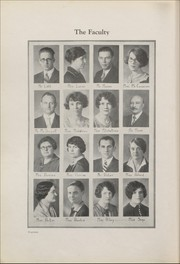 Page 16, 1928 Edition, Farrell High School - Reflector Yearbook (Farrell, PA) online yearbook collection