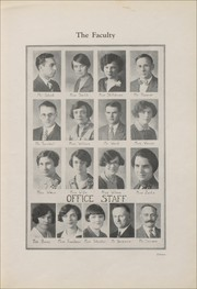 Page 17, 1928 Edition, Farrell High School - Reflector Yearbook (Farrell, PA) online yearbook collection