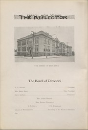 Page 6, 1928 Edition, Farrell High School - Reflector Yearbook (Farrell, PA) online yearbook collection