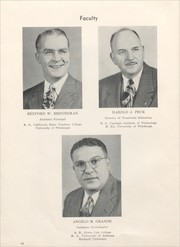 Page 16, 1949 Edition, Farrell High School - Reflector Yearbook (Farrell, PA) online yearbook collection