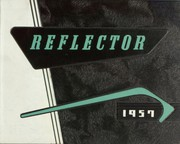 Farrell High School - Reflector Yearbook (Farrell, PA) online yearbook collection, 1957 Edition, Cover