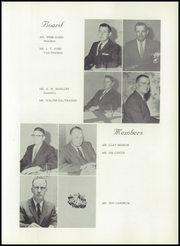 Page 13, 1960 Edition, Farwell High School - Roundup Yearbook (Farwell, TX) online yearbook collection