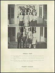 Page 10, 1947 Edition, Fayette High School - Cardinal Yearbook (Fayette, IA) online yearbook collection