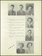 Page 13, 1947 Edition, Fayette High School - Cardinal Yearbook (Fayette, IA) online yearbook collection