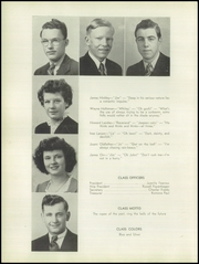 Page 14, 1947 Edition, Fayette High School - Cardinal Yearbook (Fayette, IA) online yearbook collection