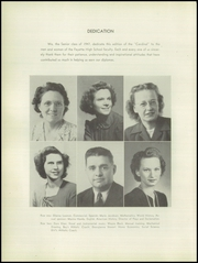 Page 8, 1947 Edition, Fayette High School - Cardinal Yearbook (Fayette, IA) online yearbook collection