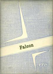 Fayette High School - Falcon Yearbook (West Terre Haute, IN) online yearbook collection, 1958 Edition, Cover