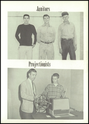 Page 11, 1958 Edition, Fayette High School - Falcon Yearbook (West Terre Haute, IN) online yearbook collection