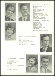 Page 15, 1958 Edition, Fayette High School - Falcon Yearbook (West Terre Haute, IN) online yearbook collection
