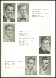 Page 16, 1958 Edition, Fayette High School - Falcon Yearbook (West Terre Haute, IN) online yearbook collection