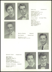 Page 17, 1958 Edition, Fayette High School - Falcon Yearbook (West Terre Haute, IN) online yearbook collection