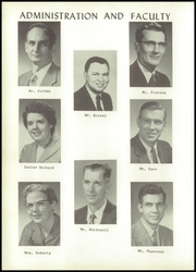 Page 6, 1958 Edition, Fayette High School - Falcon Yearbook (West Terre Haute, IN) online yearbook collection