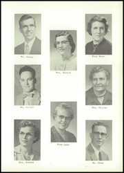 Page 7, 1958 Edition, Fayette High School - Falcon Yearbook (West Terre Haute, IN) online yearbook collection