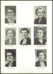 Page 8, 1958 Edition, Fayette High School - Falcon Yearbook (West Terre Haute, IN) online yearbook collection