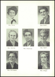 Page 9, 1958 Edition, Fayette High School - Falcon Yearbook (West Terre Haute, IN) online yearbook collection