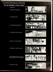 Page 7, 1963 Edition, Fayetteville State University - Fayettevillian Bronco Yearbook (Fayetteville, NC) online yearbook collection