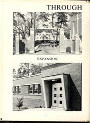 Page 8, 1963 Edition, Fayetteville State University - Fayettevillian Bronco Yearbook (Fayetteville, NC) online yearbook collection