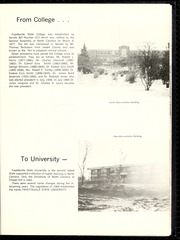 Fayetteville State University - Fayettevillian / Bronco Yearbook (Fayetteville, NC) online yearbook collection, 1970 Edition, Page 11