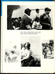 Page 10, 1974 Edition, Fayetteville State University - Fayettevillian Bronco Yearbook (Fayetteville, NC) online yearbook collection