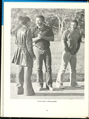 Page 12, 1974 Edition, Fayetteville State University - Fayettevillian Bronco Yearbook (Fayetteville, NC) online yearbook collection