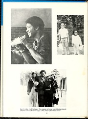 Page 8, 1974 Edition, Fayetteville State University - Fayettevillian Bronco Yearbook (Fayetteville, NC) online yearbook collection