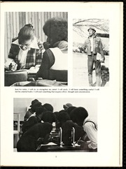 Page 9, 1974 Edition, Fayetteville State University - Fayettevillian Bronco Yearbook (Fayetteville, NC) online yearbook collection