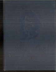 Feitshans High School - Log Yearbook (Springfield, IL) online yearbook collection, 1948 Edition, Cover