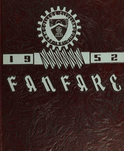 Fenn College - Fanfare Yearbook (Cleveland, OH) online yearbook collection, 1952 Edition, Cover