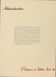 Page 11, 1952 Edition, Fenn College - Fanfare Yearbook (Cleveland, OH) online yearbook collection