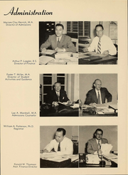 Page 15, 1952 Edition, Fenn College - Fanfare Yearbook (Cleveland, OH) online yearbook collection
